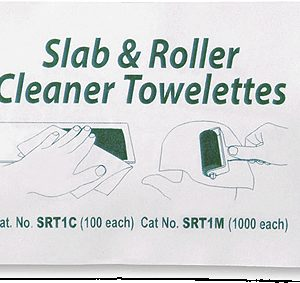 Slab & Roller Cleaner Towelettes, 100 ea. (SRT1C)