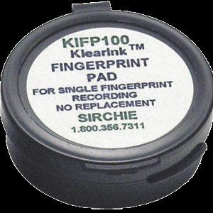 """KlearInk FINGERPRINT PADS 1.625"""" (KIFP100)"""
