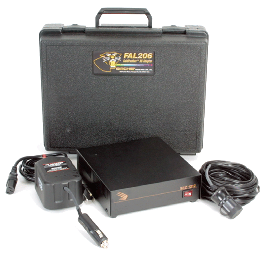 GoldPanther AC Adapter Kit, 110V AC (FAL206)