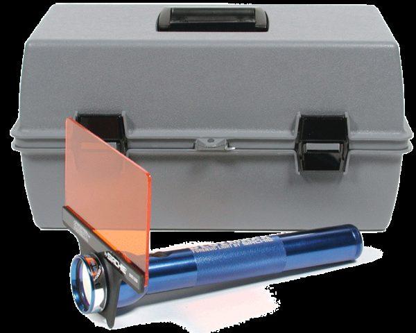 Gray Plastic Utility Carrying Case (BM300CC)