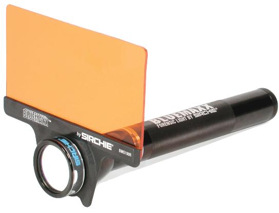 BLUEMAXX Rechargeable Forensic Light, 220V (BM500220)