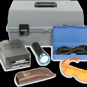 BLUEMAXX Forensic Light Source Kit, 220V (BM600220)