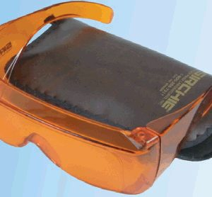 Barrier Filter Goggles w/Case (BMS300)