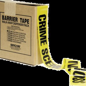 Bulk Barrier Tape, Crime Scene Do Not Cross (BT100BP)