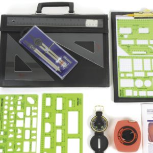 Master Crime Scene Sketch Kit (SK1000)
