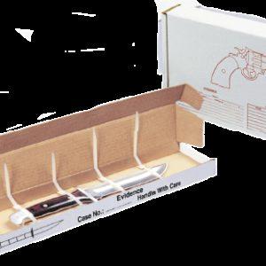 "Gun Evidence Box, 14.75"" x 7.875"" x 2.25"" (ECB001G)"