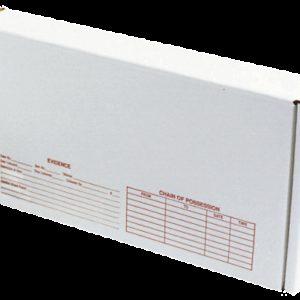 """Misc. Evidence Box, 14.75"""" x 7.875"""" x 2.25"""" (ECB001)"""
