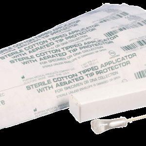 Cap-Shure Sterile Swabs w/Tip Protector (CP100)