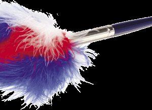 PATRIOT 3 Feather Dusters, 3-pk. (123LP3)