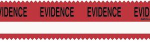 """INTEGRITY STRIPS, """"Evidence"""", 1.375"""" x 7"""" (SM200E)"""