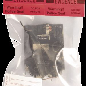 "Arson Evidence Collection Bags, 20"" x 30"" x .002"" (AEC2030L)"
