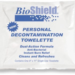 BioShield® Towelettes (AT100M)