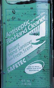 Bio-Hand Cleaner flip top, 4 oz. (ABC4)