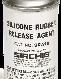 Silicone Rubber Release Agent, Aerosol, 4.5 oz. (SRA10)