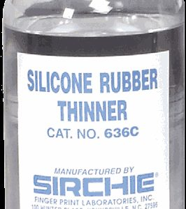 Silicone Rubber Thinner, 16 oz. (636C)