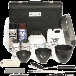 Tire & Footprint Plaster Casting Kit (639C)