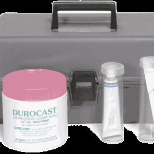 DUROCAST Impression Compound Kit (DOC1000)
