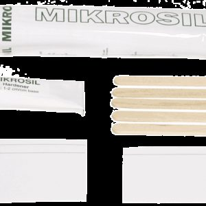 Mikrosil White Casting Mat. Kit w/MCM100CA Catalyst (MCM100W)