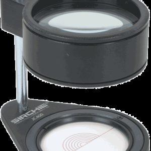 Super-Wide-Field Pro Fingerprint Magnifier, 3.5X (JC400)