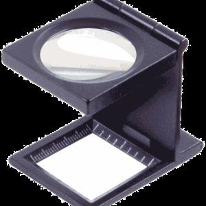 Professional Folding Magnifier w/case, 5X (313M)