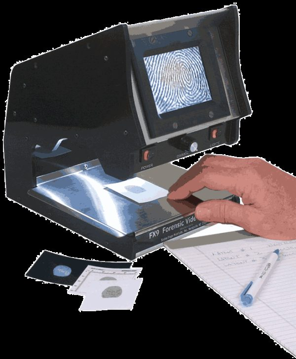 B&W Forensic Video Magnifier, 110V (FX9)