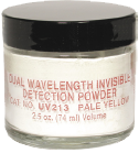 PALE YELLOW natural color, 2 oz. (UV213)