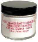 WHITE natural color, 2 oz. (UV214)
