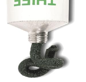 VISIBLE STAIN PASTES, GREEN natural color, 2 oz (VST310)