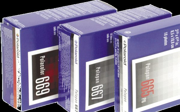High-Res Polarcolor ER Color (60s. development) 10 /pk (TYPE669)