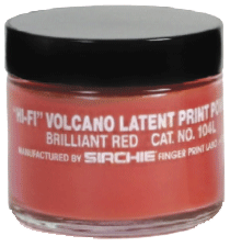 """Hi-Fi"" Brilliant Red Powder, 2 oz. (104L)"
