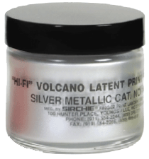"""Hi-Fi"" Silver Metallic Powder, 2 oz. (105L)"