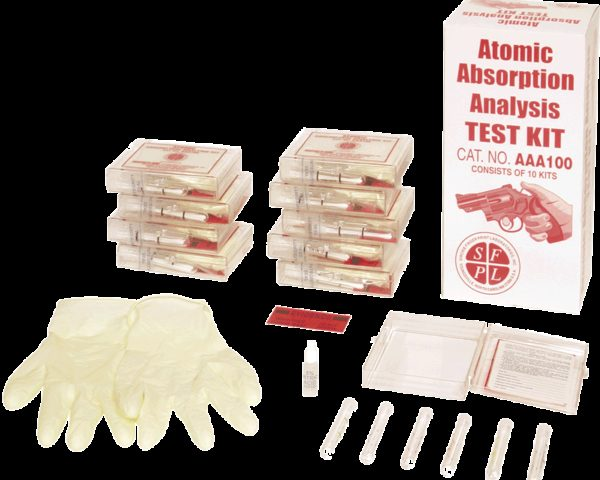 Atomic Absorption Analysis Test Kit (AAA) (AAA100)