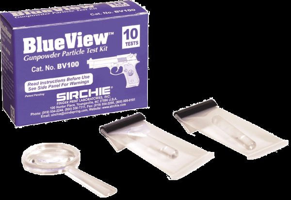 BlueView Gunpowder Particle Test Kit (BV100)