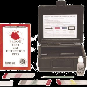 Investigator's Field Blood Test Kit (DCB400)