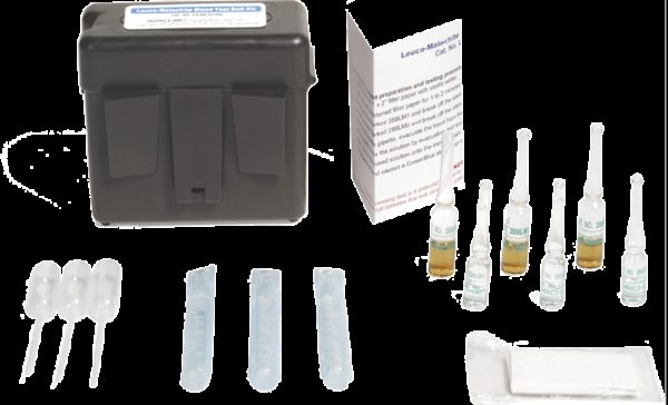Leucomalachite Blood Test Belt Kit (LEUCO200)