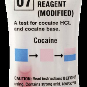 NARK® II Valium, Rohypnol, Ketamine, 10/box (NARK20014)
