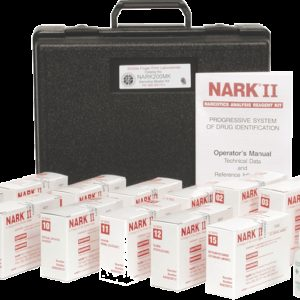 NARK® II Drug Field Test Results Log, 25-sheet pad (NARK20018)