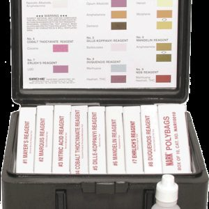 NARK® Valium, Rohypnol, Ketamine, 10/box (NAR10014)