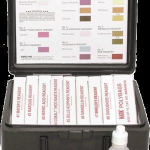 "NARK® Polyethylene Case, 8.5"" x 5.5"" x 3.1875"" (NAR10012)"