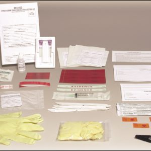Crime Scene DNA Evidence Collection Kit (DNA100)