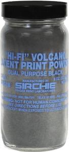 BULK SILK BLACK 8 oz. (BPP098)