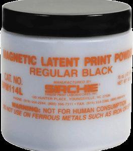 BULK SILVER/BLACK MAGNETIC, 16 oz. (BPMSBM9)