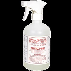 White SPR with spray head, 500ml 3 ea. (SPR200)