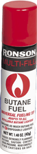 Butane Fuel Can, 5.82 oz. (SCW1035)