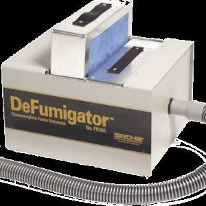 DeFumigator , Replacement HEPA Filter, ea. (FR301)