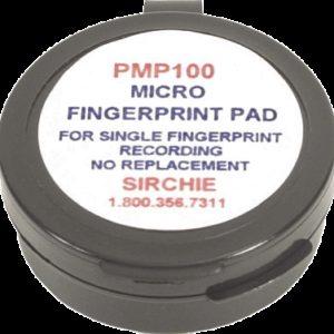"Micro Fingerprint Pad, .375"" x 1.625"" dia. (PMP100)"