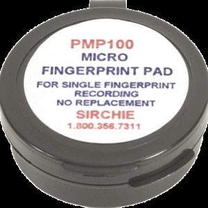 "Mini Fingerprint Pad, .625"" x 2"" dia. (PMP1002)"