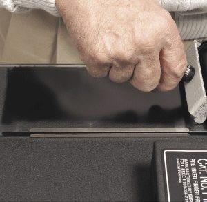 PRINTMATIC Fingerprint Ink Roller (PIP100)