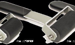 "Unified Fingerprint Ink Roller Replacement, 4"" (FRR400)"