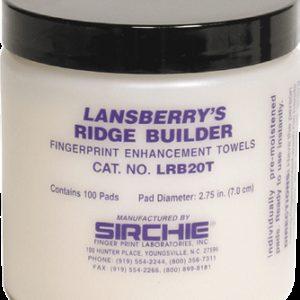 Lansberry's Ridge Builder Disposable Pads, 100 (LRB20T)